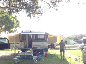 Camp Inns at the Big 4 Coles Bay